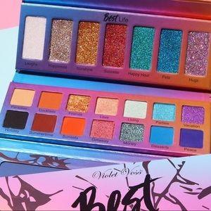 2/$40 Violet Voss Best Life I Eyeshadow Palette